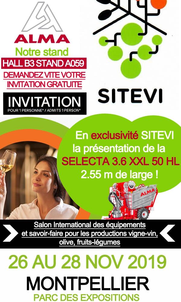 SITEVI2019 (©alma-france.com 2019)