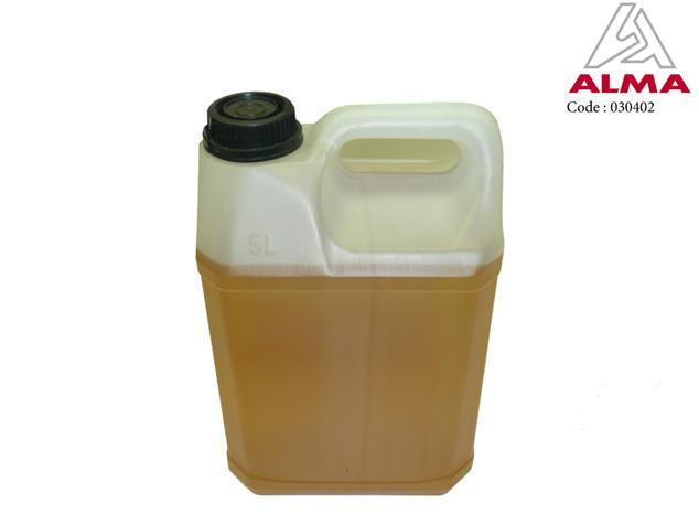 Hydraulic oils, 5 litres. Cr閐its : 〢LMA