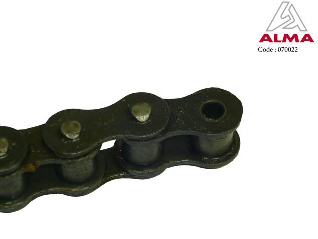 Steel chain, 19.05 short. Cr閐its : 〢LMA