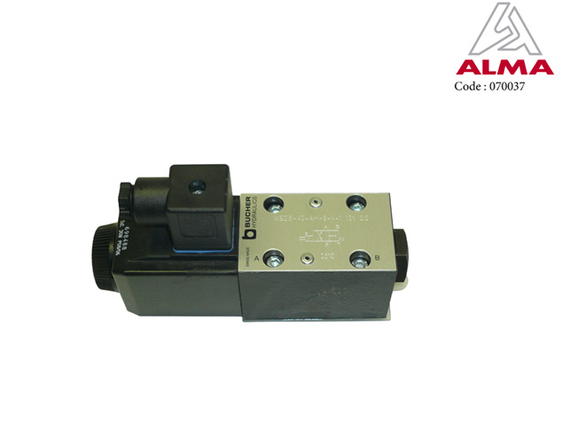 Single solenoid valves. Cr閐its : 〢LMA