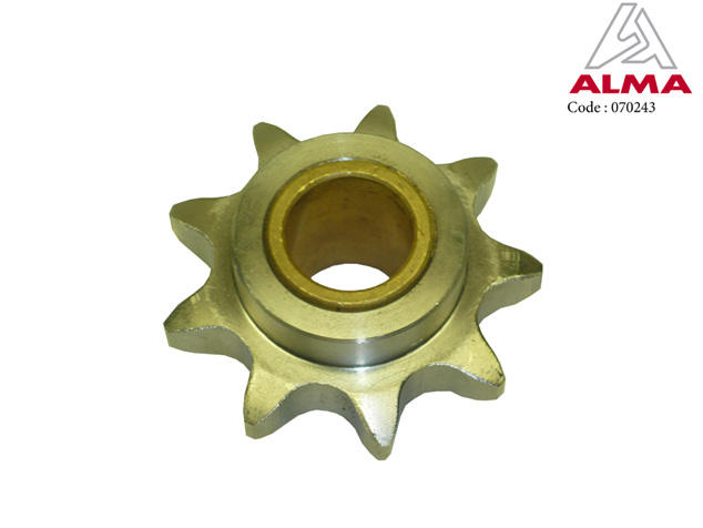 Stainless steel tensioner. Cr閐its : 〢LMA