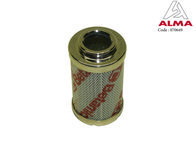 High pressure filter element, 60 litre. Cr閐its : 〢LMA