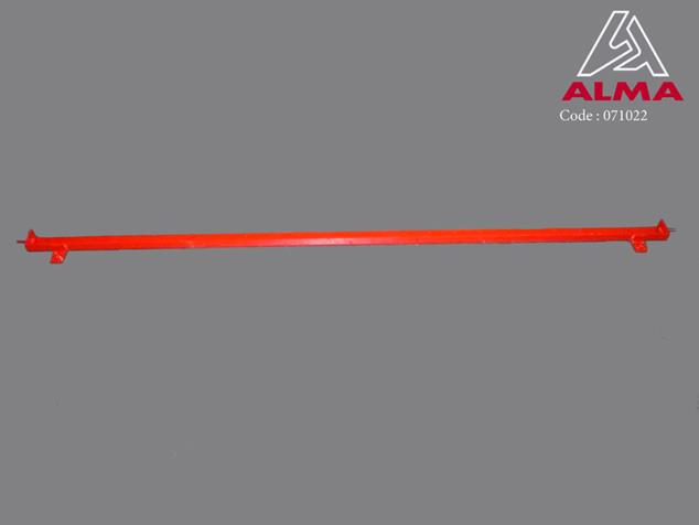 Rampe écaille nue gauche. Crédits : ©ALMA