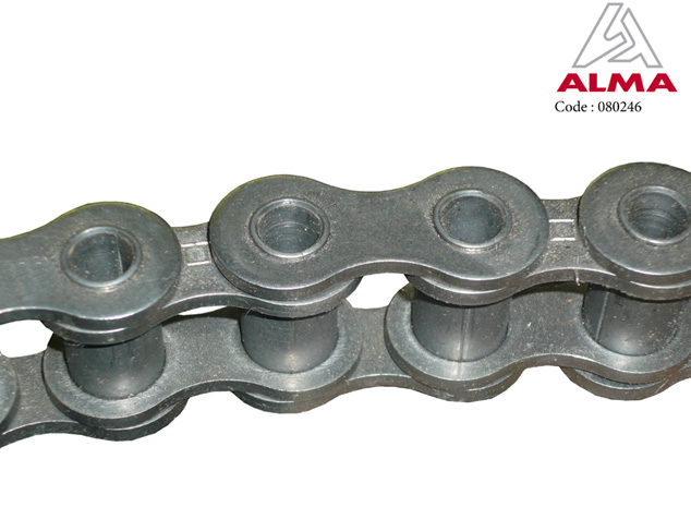 chain, 25.40, hollow pin, scraper. Cr閐its : 〢LMA