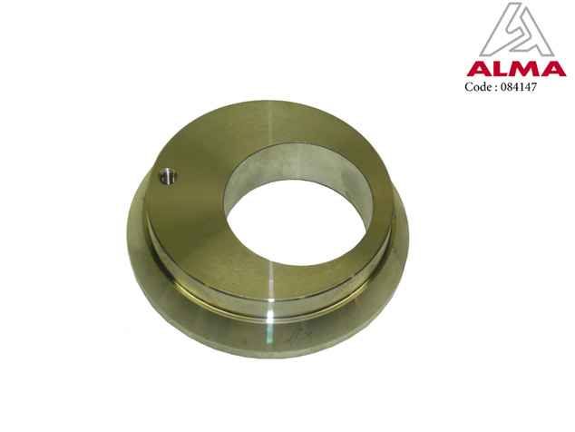 Eccentric tightening flange. Cr閐its : 〢LMA