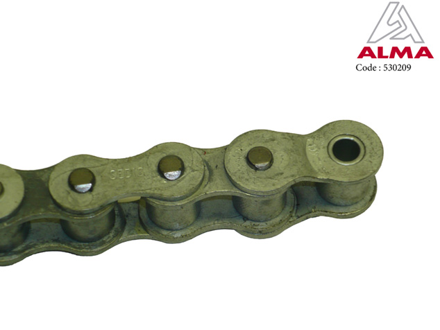 Steel chain, 19.05, long, stemmer. Cr閐its : 〢LMA