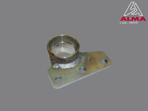 Adaptateur roulement palier porte batteur auxiliaire. Crédits : ©alma-france.com 2019