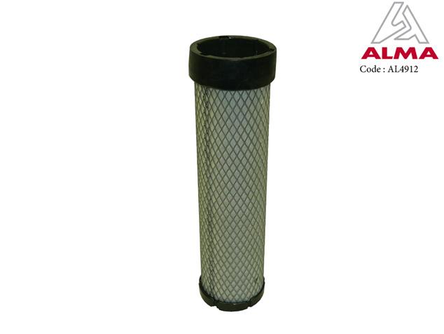 Pré-filtre air moteur thermique. Crédits : ©ALMA