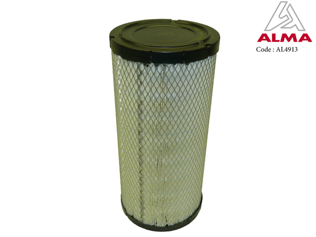 IC engine air filter element. Cr閐its : 〢LMA