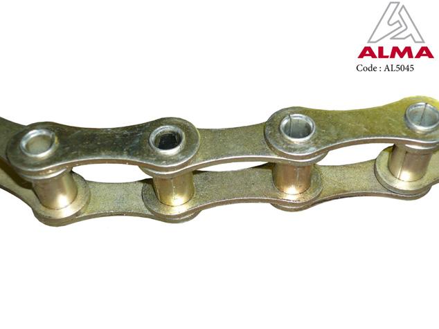 Zinc plated chain, 41.75, bucket. Cr閐its : 〢LMA
