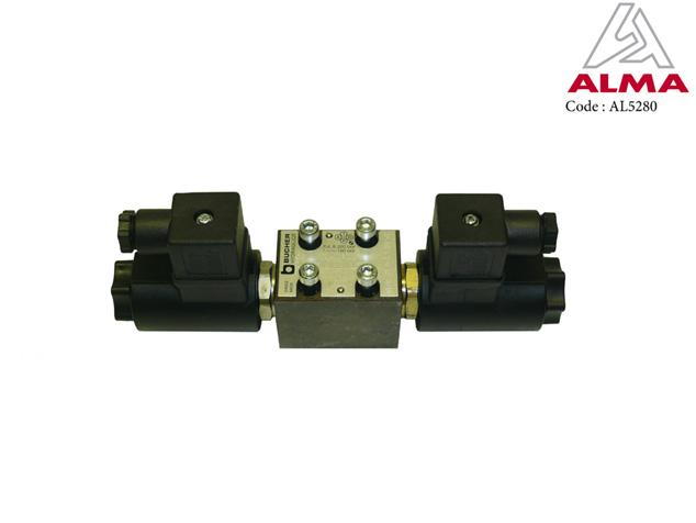 Open centre solenoid valves. Cr閐its : 〢LMA