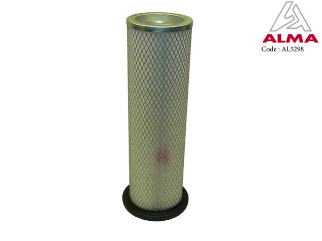 Elément filtrant air secondaire  moteur thermique. Crédits : ©ALMA