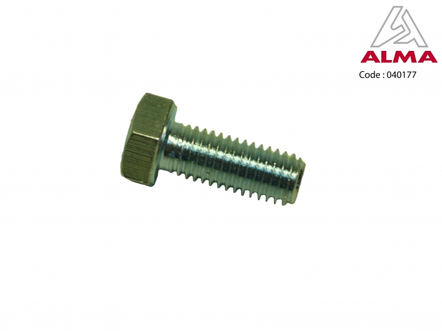 Zinc TH screw 10/25. Crédits : ©ALMA